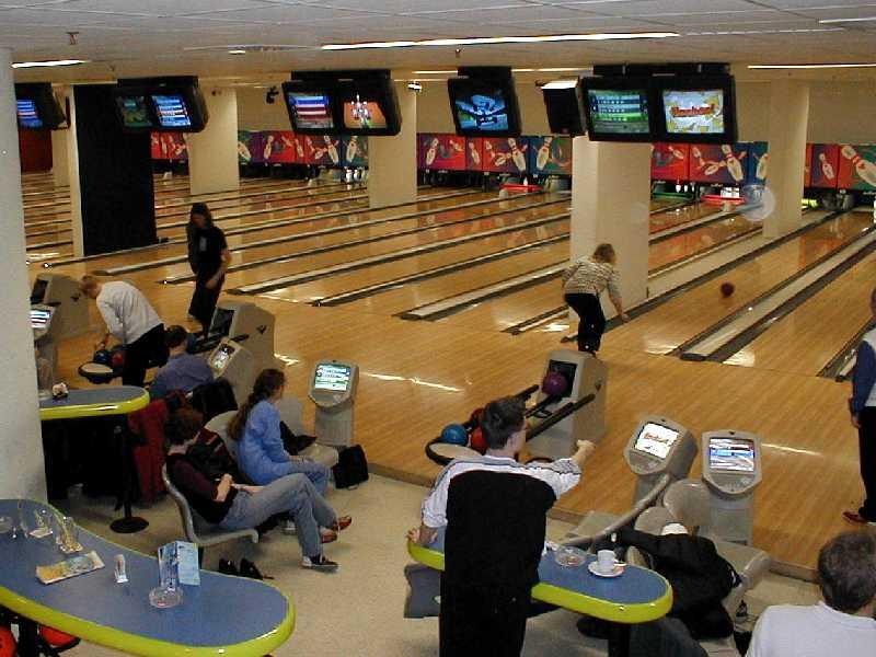 Bowling Hamburger Straße